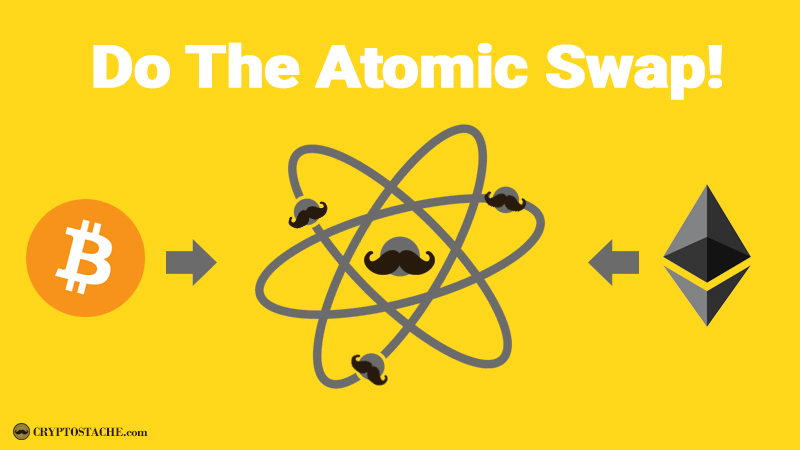 What is atomic swap in cryptocurrency