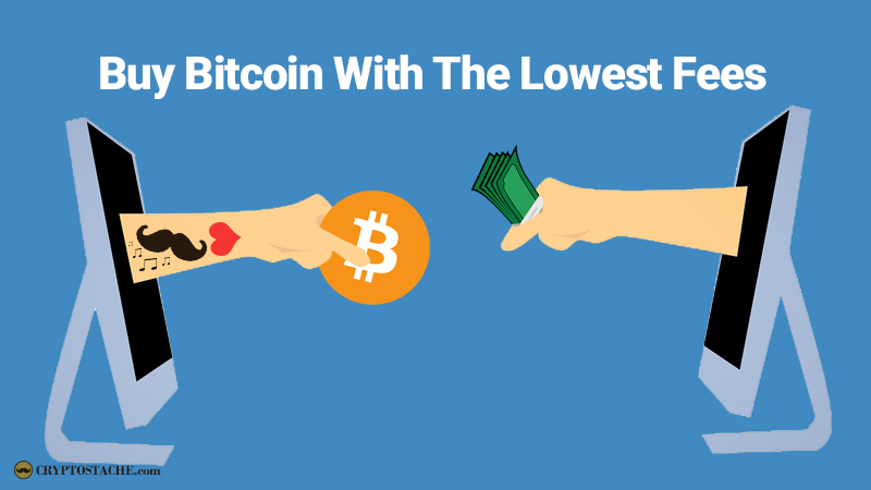 how to buy bitcoin with the lowest fees on coinbase fees