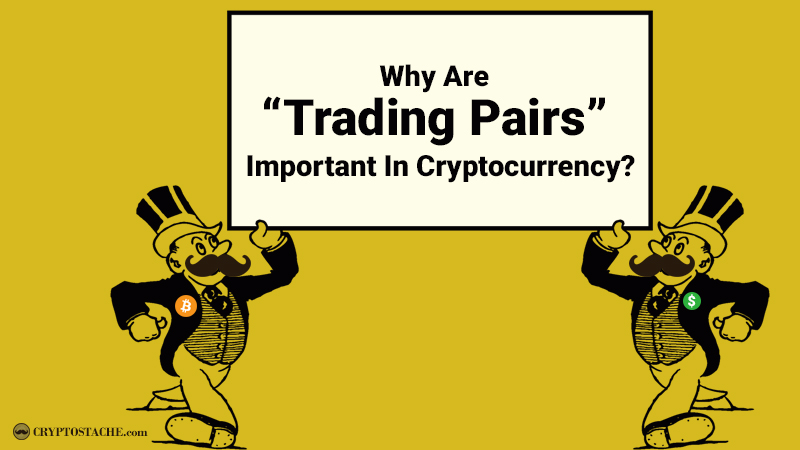 How to trade crypto currency pairs