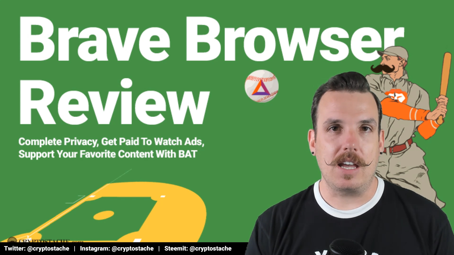 brave browser uses bat to pay you to watch ads support your