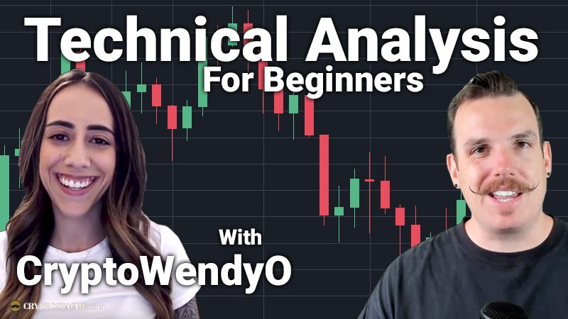 Cryyptocurrency Technical Analysis for Beginners