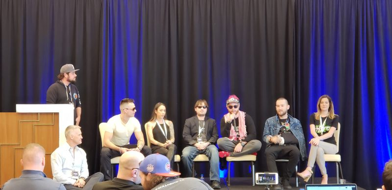 world crypto con review influencer panel