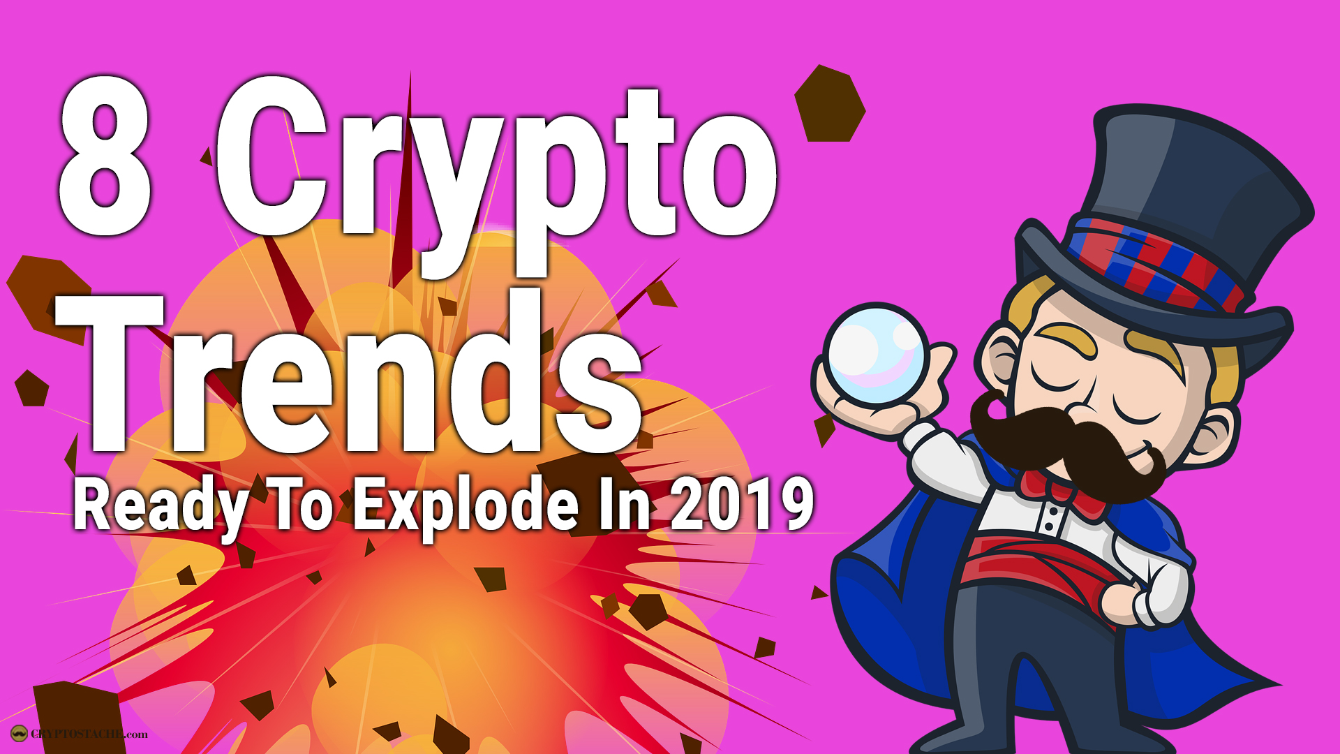 8 Cryptocurrency trends for 2019 predictions