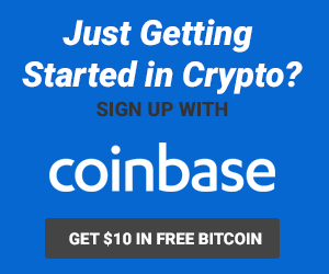 Get $10 in Free Bitcoin When You Sign Up For Coinbase & Low Fees