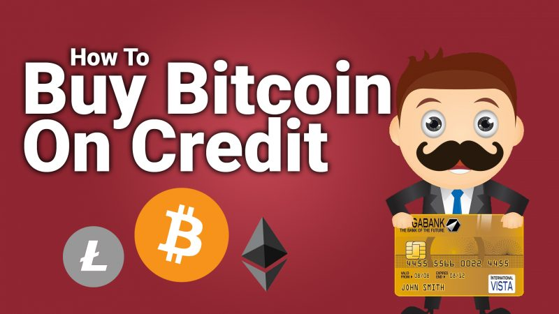 Buy Bitcoin with credit card & buy Ethereum with credit card as well as buy Litecoin with credit card