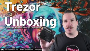 Trezor one hardware wallet unboxing review