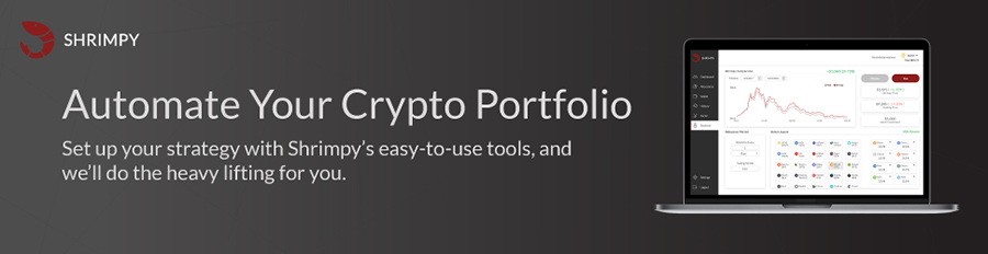 Shrimpy crypto portfolio management automation