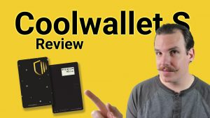 Coolwallet S hardware wallet review unboxing what's inside