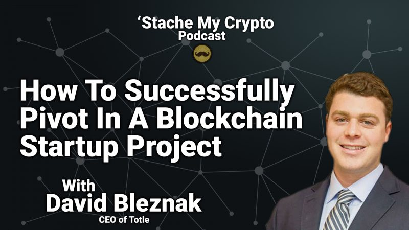 'Stache My Crypto: Financial Freedom In Cryptocurrency & Blockchain Podcast
