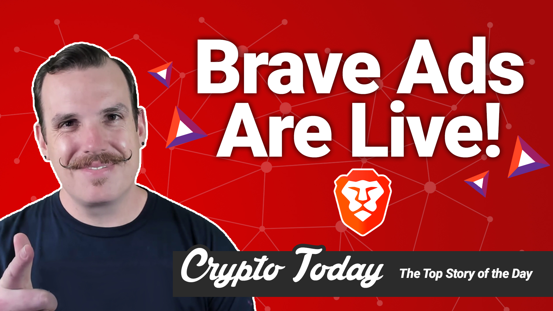 Brave Ads Network is Live to earn BAT free