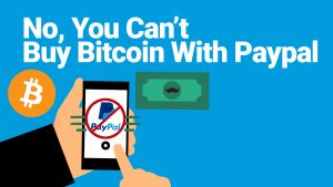 Buy Bitcoin with Paypal credit card fast quick method