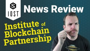 IOST News review institute of blockchain