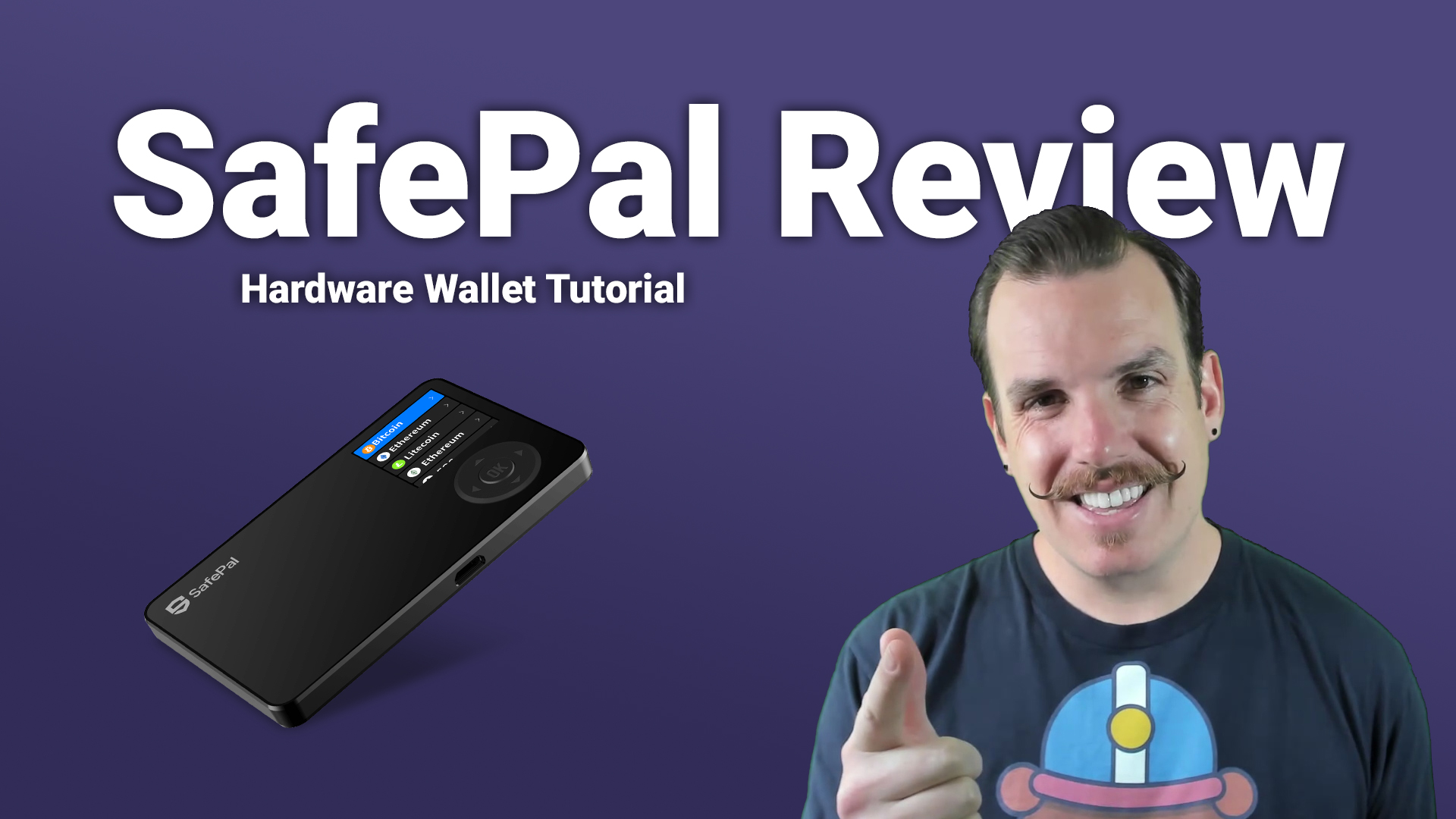 SafePal Hardware Wallet Review
