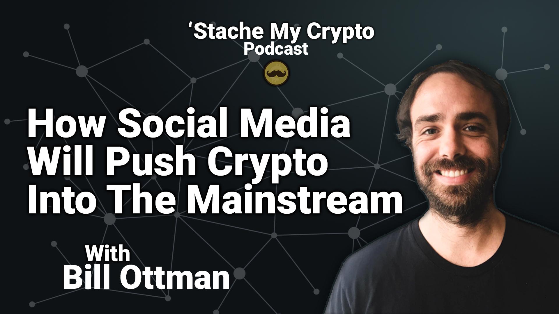 Minds.com CEO Bill Ottman crypto social media interview
