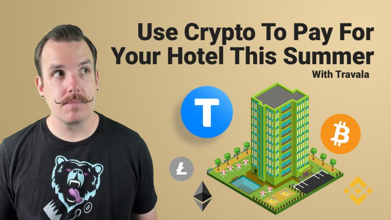 cheap hotel book pay with crypto bitcoin travala review