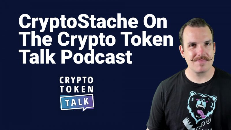 crypto token talk cryptocurrency podcast bitcoin