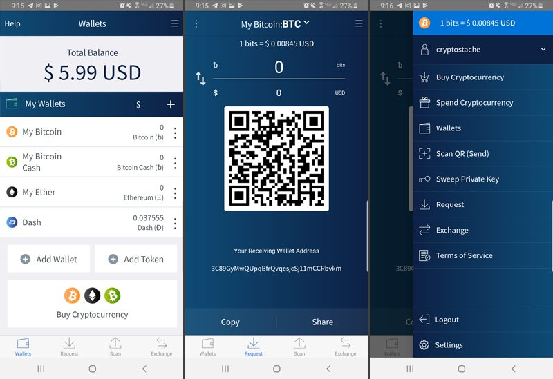 Best apple mobile cryptocurrency wallet