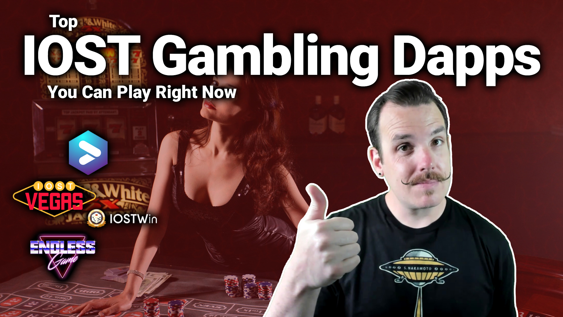 Top IOST Gambling Dapps You Can Win Tokens On Right Now