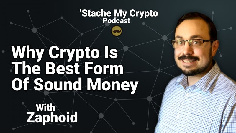 stache my crypto cryptocurrency podcast passive income smartcash