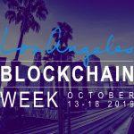 los angeles blockchain week details