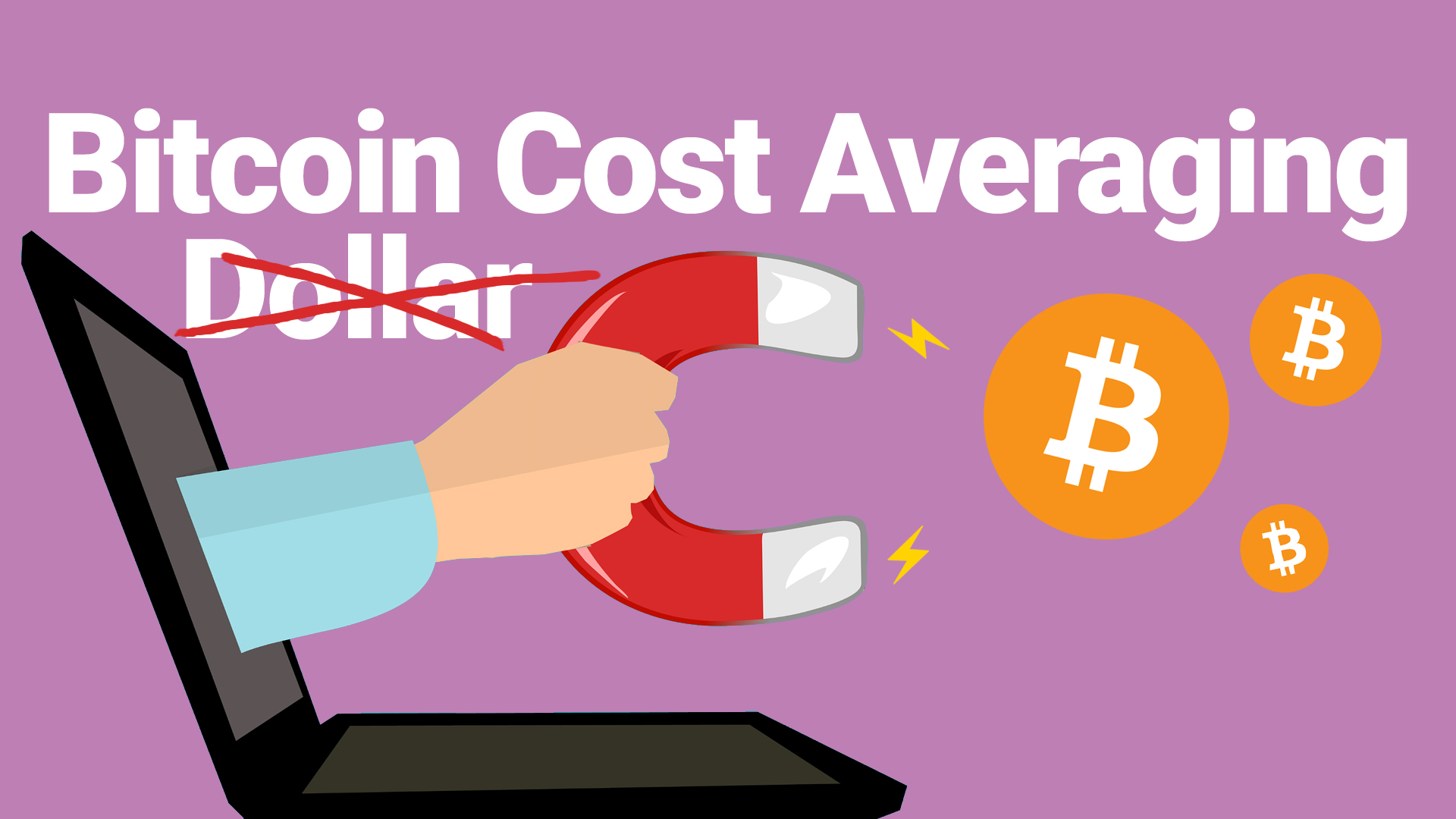 dollar cost averaging bitcoin cryptocurrency dca BCA