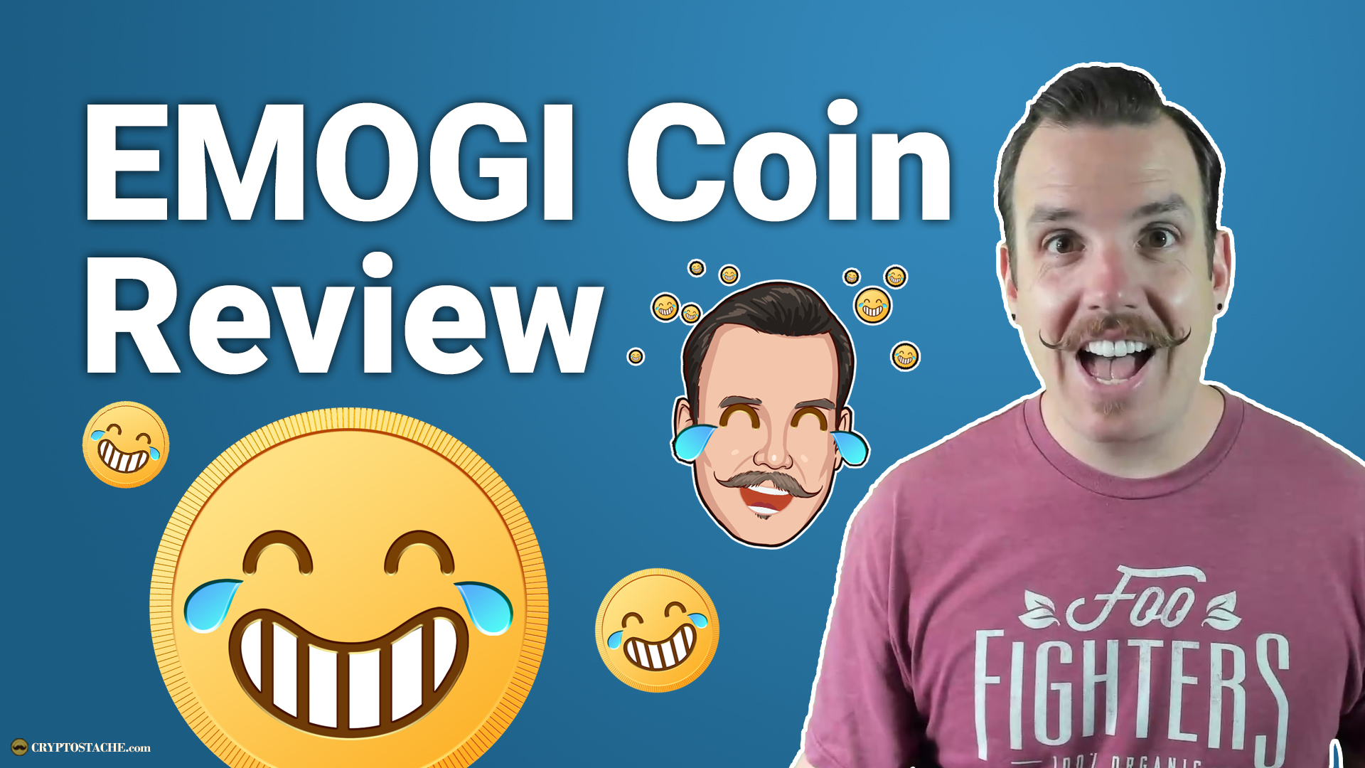 What Is EMOGI Coin (LOL)? Review & Airdrop Details (2019)