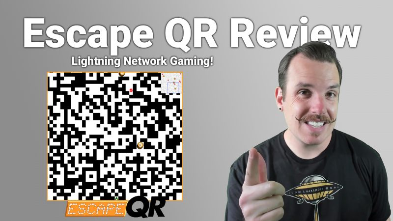 bitcoin lightning network game escape qr