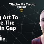 stache my crypto 19 coldie artist bitcoin art
