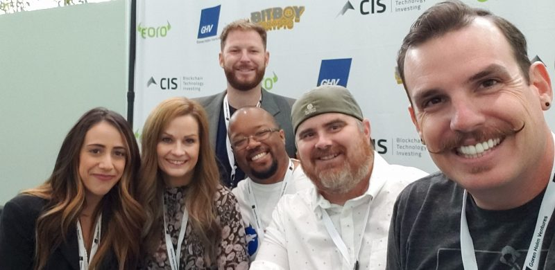 cis crypto invest summit influencers cryptocurrency