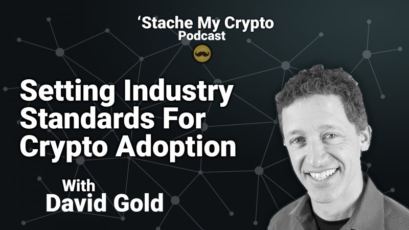 stache my crypto podcast david gold fio protocol dapix