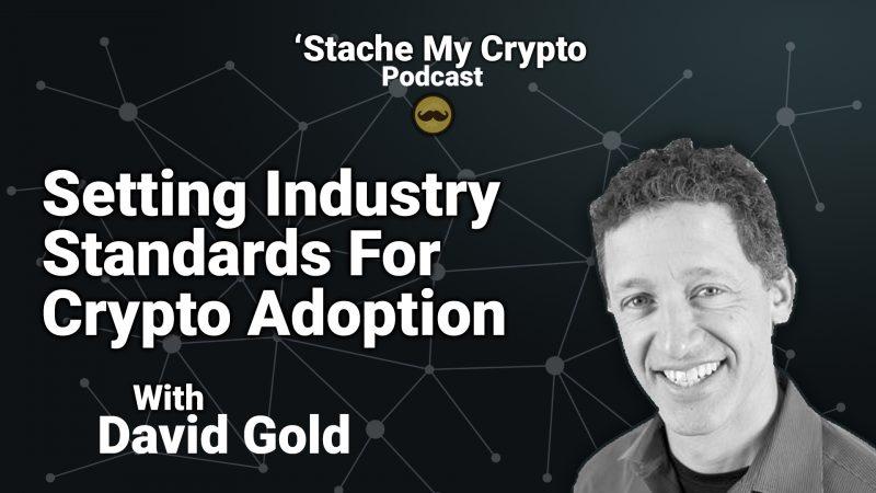 stache my crypto podcast david gold fio protocol dapix