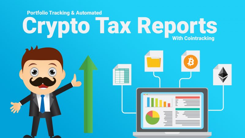 crypto taxes 2020 tax cointracking cryptocurrency bitcoin