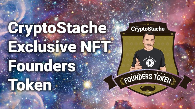 cryptostache founders token MFT multiverse enjin giveaway stache club 'stacher