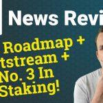 IOST IOStoken price news review staking profit jetstream roadmap 2020