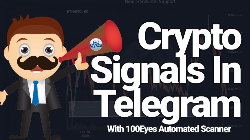 100eyes crypto alerts scanner telegram technical analysis