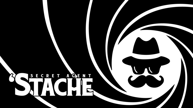 secret agent stache cryptostache crypto twitch giveaway free