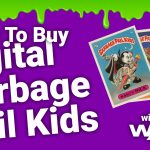 wax garbage pail kids digital waxp cryptocurrency buy sell trade gpk tutorial how to
