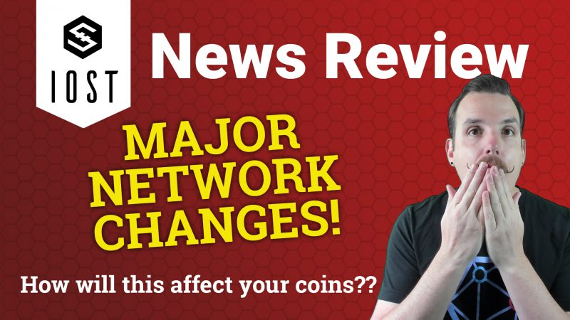iost news review 2020 june major changes voting rewards contribution
