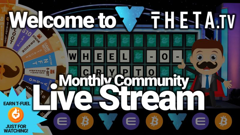 theta tv sliver twitch streaming youtube scam cryptostache community live stream