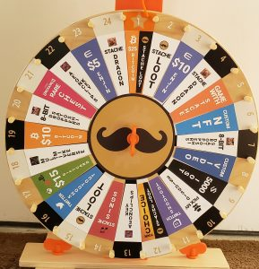 wheel-o-crypto cryptostache prize wheel giveaway monthly community live stream cryptocurrency free