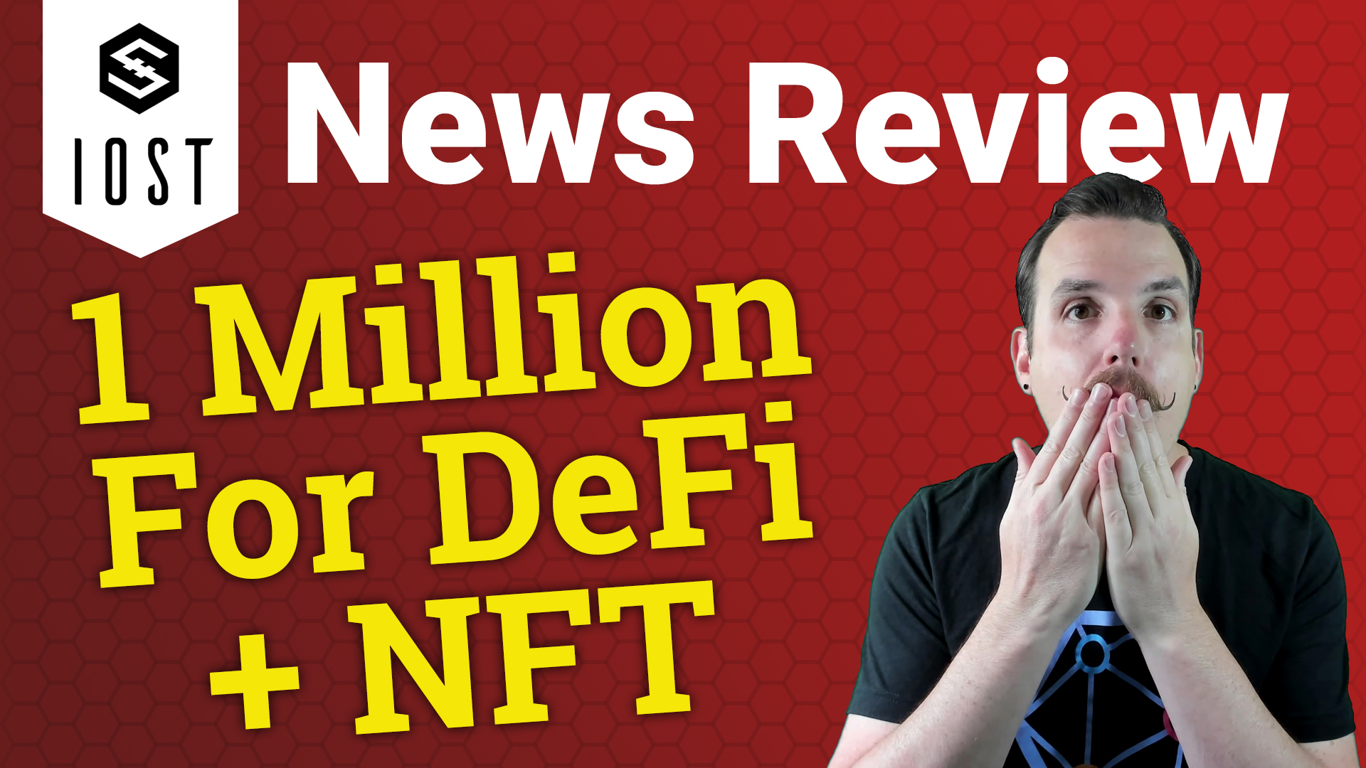 1 Million Dollars For DeFi Projects! PLUS: NFT's on IOST