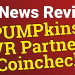 iost news review pumpkin pump toke defi vr coincheck nft