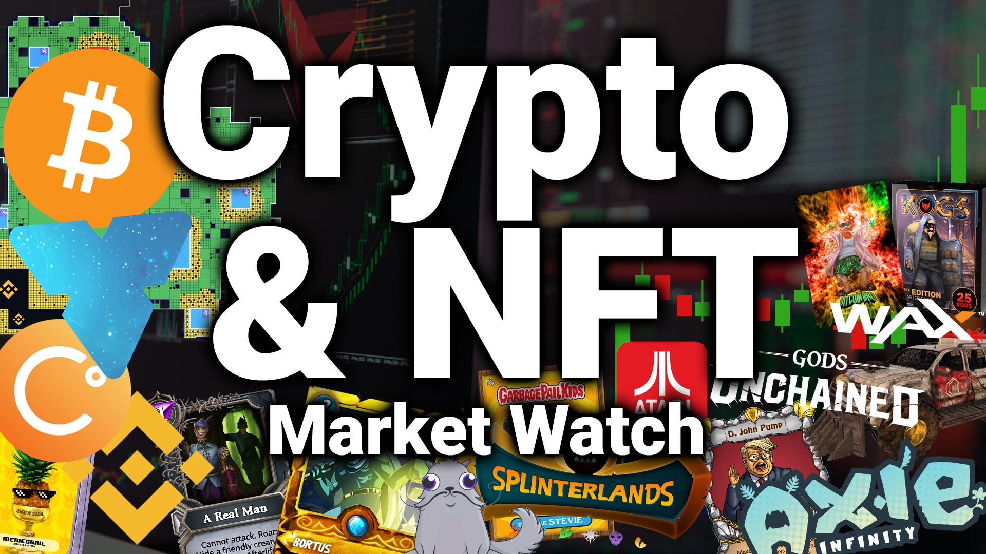 crypto nft nfts market watch update digital assets