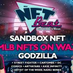 nft beat live stream nfts what is beginner sandbox godzilla mlb wax blockchain baseball