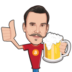 crypto beers cheers cryptostache nft nfts wax atomic hub sale buy stache stickers series 1