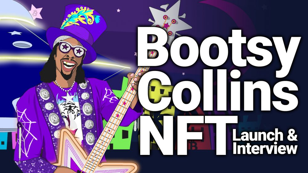 bootsy collins interview with crypto stache