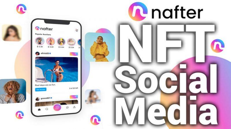 Nafter NFT Social Media