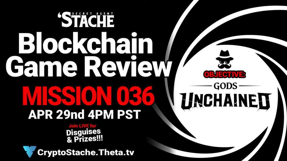 blockchain game review