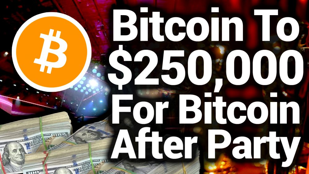 Bitcoin after party