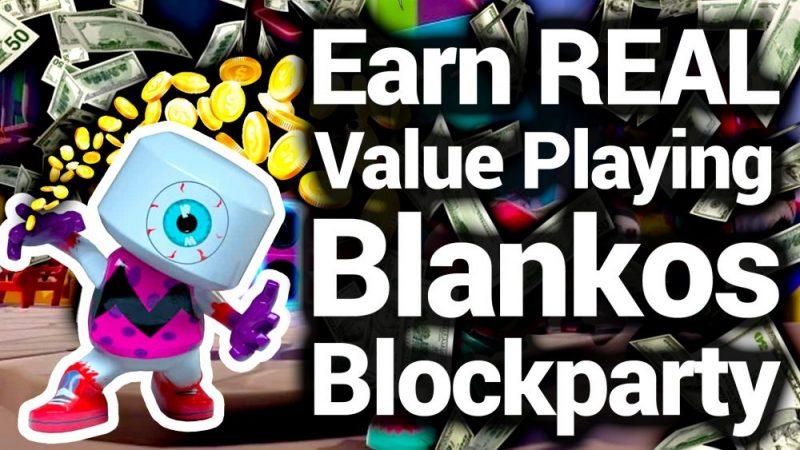 Blankos Blockparty